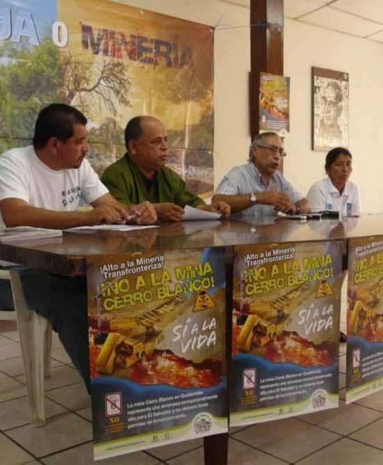 Cerro blanco conference