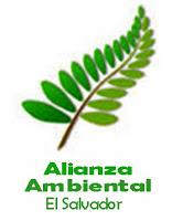 Logo alianza ambinetal el salvador